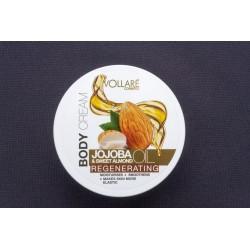 Testápoló krém regeneráló jojoba és édes mandula olajjal 175ml