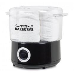 Törölköző gőzölő barburys 500W