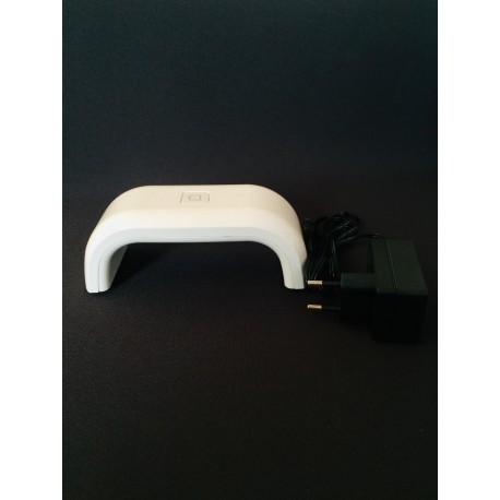 UV lámpa ledes alagút időzítős fehér 8W