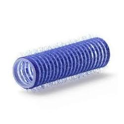 Hajcsavaró öntapadós s-kék 12db-os 15mm