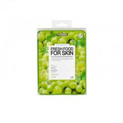 Fátyolmaszk fresh food szett szőlő hidratáló 5db