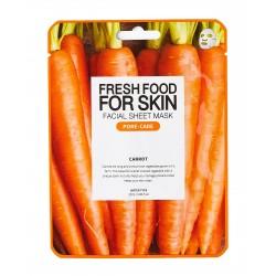 Fátyolmaszk fresh food répa