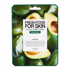 Fátyolmaszk fresh food avokádó