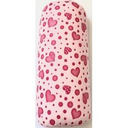 Kéztartó párna rózsaszín 140122