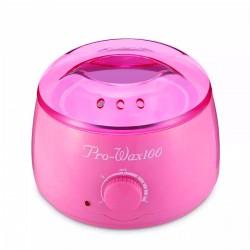 Gyantamelegítő gép tégelyes pink (Pro-Wax100)