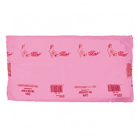 Festőkendő eldobható 30db-os rózsaszín Eurostil 02791/70