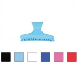 Csipesz műanyag színes nagy 6db Eurostil 00083